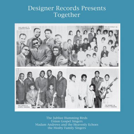 Various Artists - Designer Records Presents: Together - image 1 of 1
