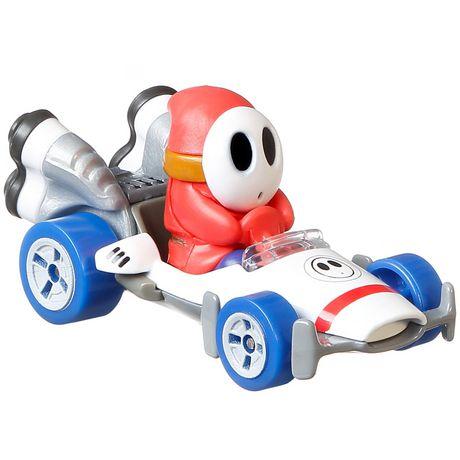 Hotwheels Mario kart Shy Guy