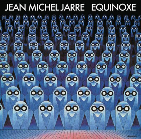 Jean-Michel Jarre - Equinoxe (Vinyl LP) - image 1 of 1