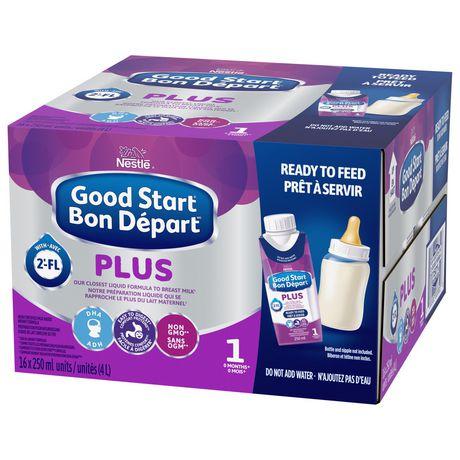 Box of Nestle Good Start baby formula - best Good Start baby formula