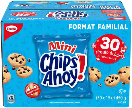 Mini Chips Ahoy! Fun Treats Cookies - image 1 of 4
