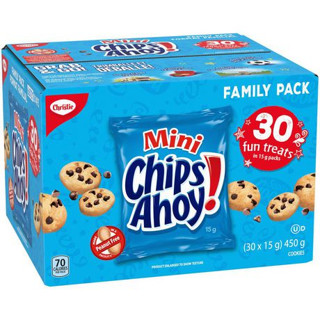 Mini Chips Ahoy! Fun Treats Cookies - image 2 of 4