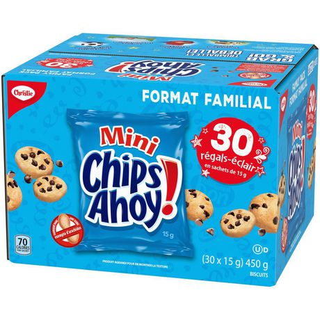 Mini Chips Ahoy! Fun Treats Cookies - image 3 of 4