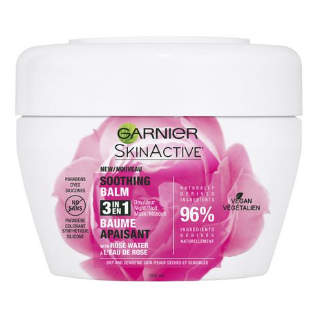 Garnier 3-in-1 Balm with Rose Water - image 1 of 1