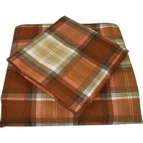 Mainstays Flannel Cotton Sheet Set Walmart Canada