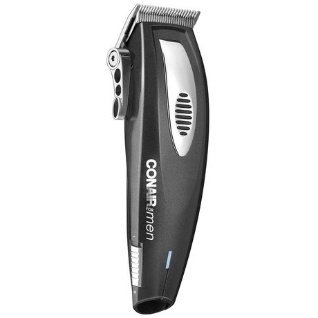 Conair For Men Lithium Ion Dc Motor Clipper Haircut Groomiing Kit