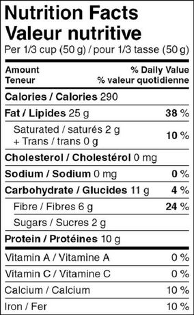 Great Value Natural Raw Almonds Walmart Canada