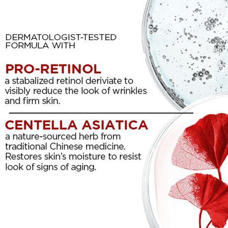 L'Oréal Paris Revitalift Anti-Wrinkle + Firming Anti-Aging Cream Day Moisturizer, with Pro-Retinol & Centella Asiatica, 50 mL - image 3 of 9