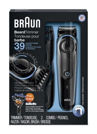 braun bt3040 beard trimmer combo walmart canada. Black Bedroom Furniture Sets. Home Design Ideas