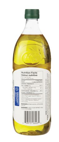Great Value Pure Olive Oil - image 2 of 2