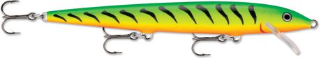 Rapala jointed 5 1 4 firetiger for Walmart fishing spinners