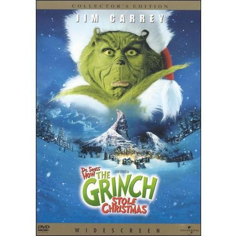 Dr. Seuss' How The Grinch Stole Christmas (Collector's Edition ...