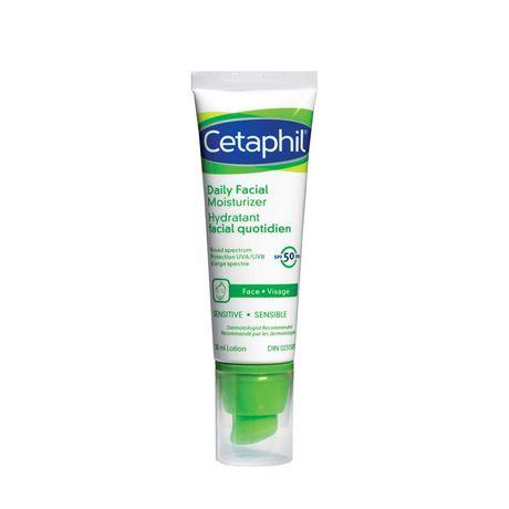 Cetaphil Daily Facial Moisturizer Spf 50 - image 2 of 3