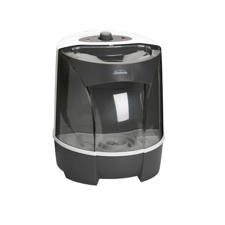 sunbeam 3 4 l warm mist humidifier swm6000 cn. Black Bedroom Furniture Sets. Home Design Ideas