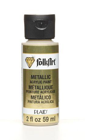 Folkart Metallic Pure Gold - image 1 of 1