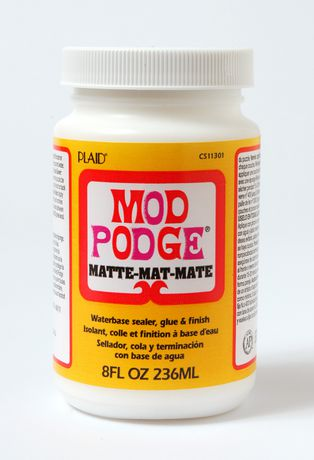 Mod Podge Matte 8 oz - image 1 of 1