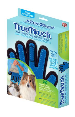 Allstar Products Group Allstar True Touch Five Finger Deshedding Glove - image 1 of 4
