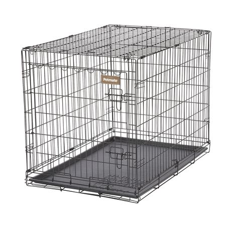 Petmate Large Wire Kennel Crate Walmart Canada