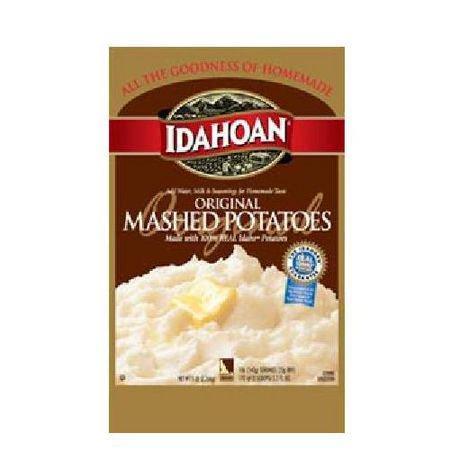 Idahoan Instant Mashed Potatoes Walmart Canada
