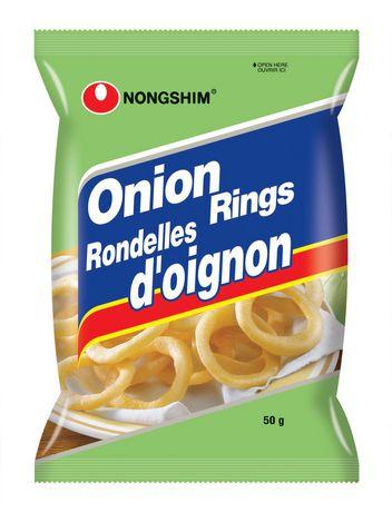 Rondelles d'oignon de Nongshim - image 1 de 1