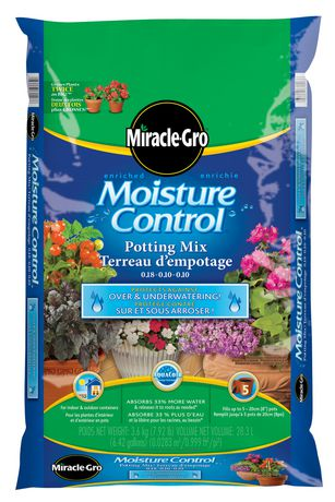 Best option for controlling soil moisture
