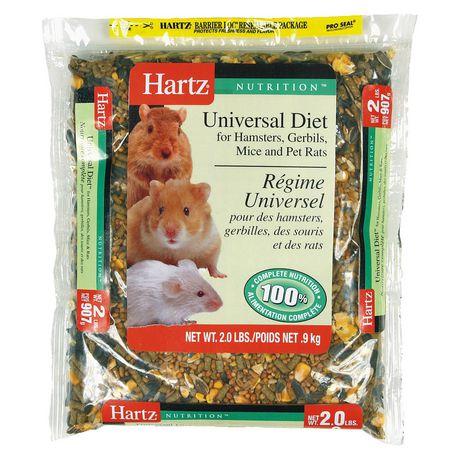 Régime alimentaire Hartz pour Hamsters - image 1 de 1