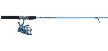 Slingshot spinning combo for Walmart fishing combos