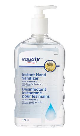 Equate Instant Hand Sanitizer