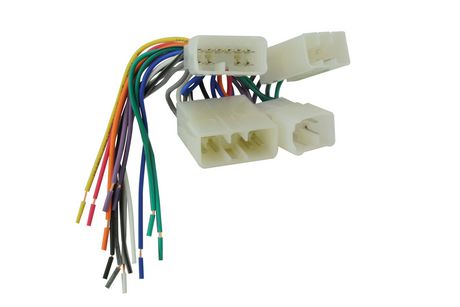 scosche car stereo wiring connector ca scosche car stereo wiring connector