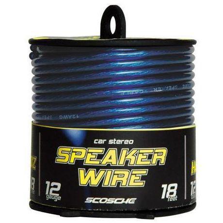 scosche car stereo speaker wire walmart canada. Black Bedroom Furniture Sets. Home Design Ideas