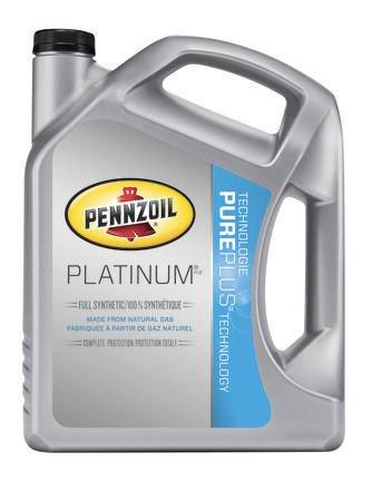 Pennzoil platinum 5w 20 synthetic oil walmart canada for Pennzoil platinum full synthetic motor oil review