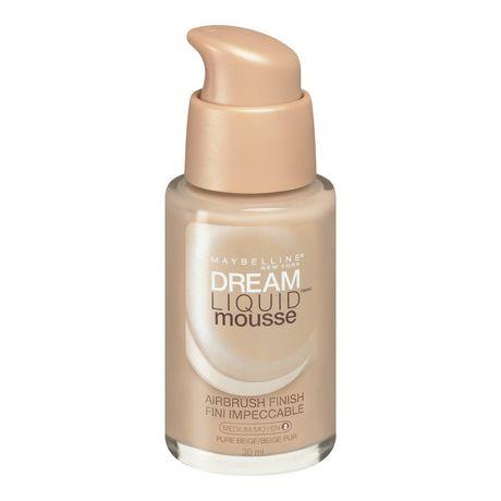 De LiquideWalmart Canada Maybelline York Dream Fond Teint New Matte qpzGSUMV