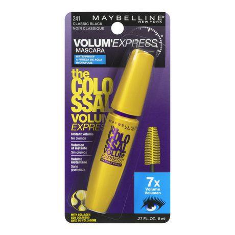 Maybelline New York Mascara Volum'exp Colossal - image 5 of 5