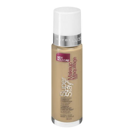 Maybelline Superstay Face Foundation | Walmart.ca