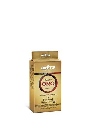 Lavazza Cafe Coffee Menu