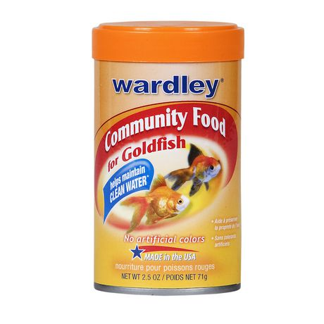 Wardley Goldfish Flake Food - image 1 of 1