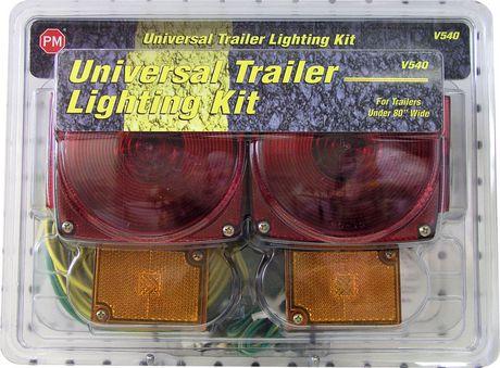 Peterson Trailer Light Kit on