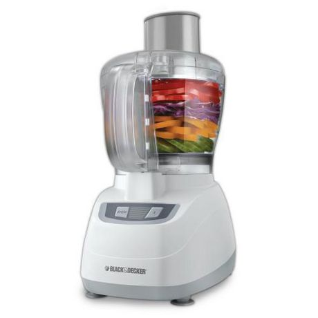 black and decker food processor how to use