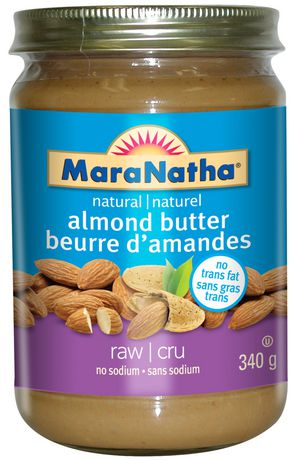 Buy raw almond butter