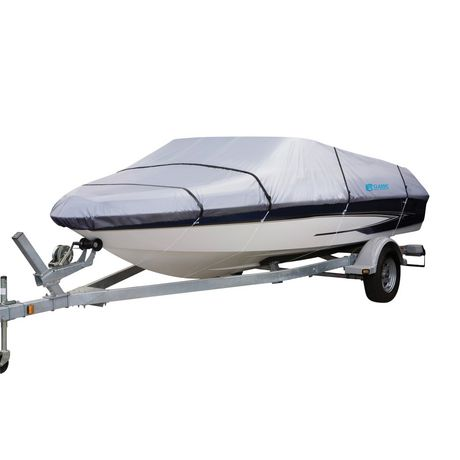 Classic Accessories SilverMax Boat Cover - image 1 of 3