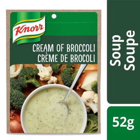 Mélange à soupe Knorr  Crème de Broccoli 52 GR - image 1 de 7