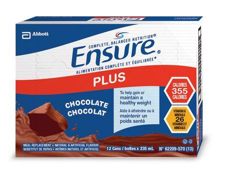 Ensure Plus chocolat - image 1 de 1