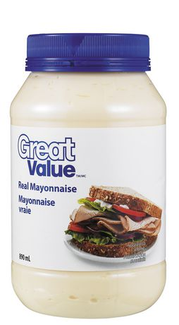Great Value Real Mayonnaise - image 1 of 2