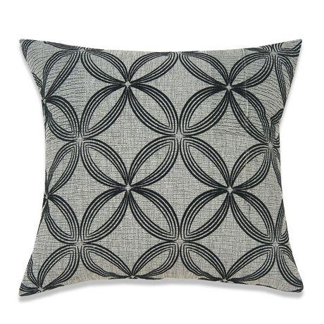 Flocked Illusion Cushion - image 1 of 1