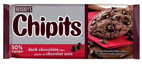 Pépites de chocolat noir Chipits de Hershey's - image 1 de 1