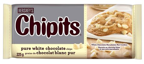 CHIPITS White Chocolate Chips - image 1 of 5