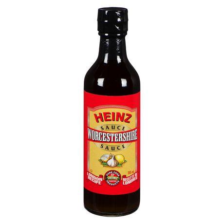 Worecestershire sauce