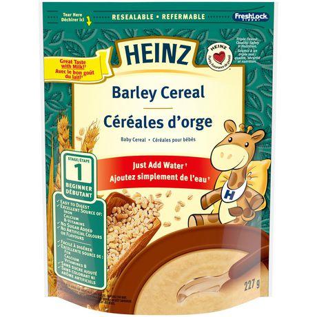 Céréales d'orge Heinz - image 1 de 2