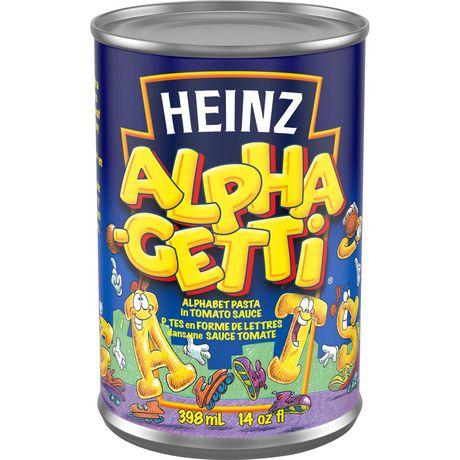 Heinz Alphaghetti - image 1 of 1