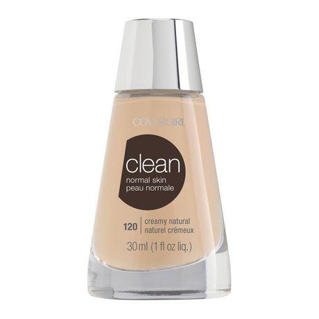 Fond de teint Clean pour peau normale de COVERGIRL - image 4 de 6